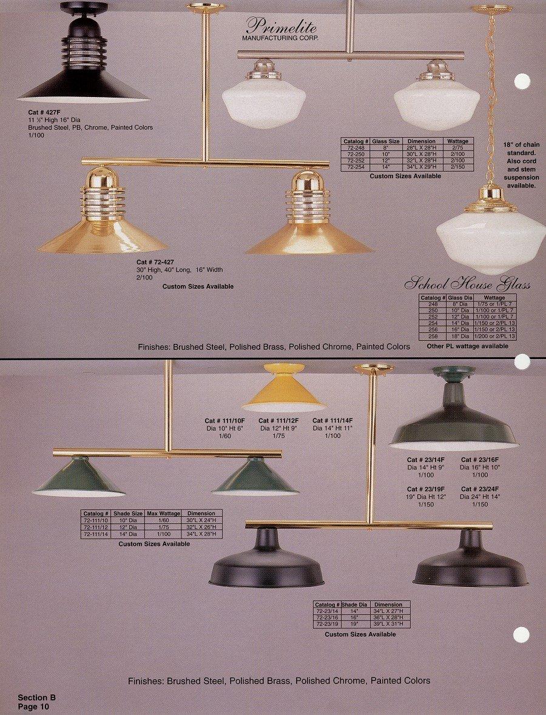 Primelite Lighting Discontinued u0026 Closeouts & Primelite Closeouts: Discounted Discontinued Closeouts ... azcodes.com