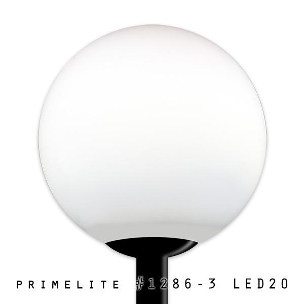Post Light #1280-3 LED20