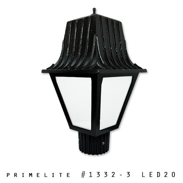 Post Light #1332-3 LED20
