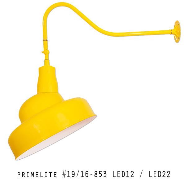 Gooseneck #19/16-853 LED12 / LED22