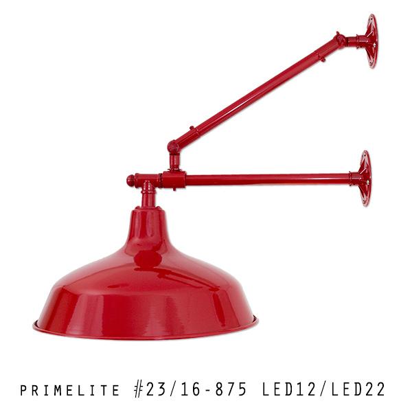 Gooseneck #23/16-875 LED12 / LED22