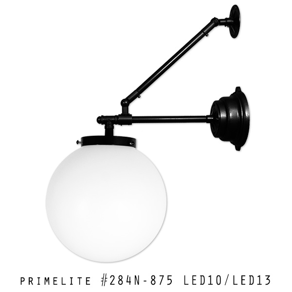 Gooseneck #284N-875 LED10 / LED13