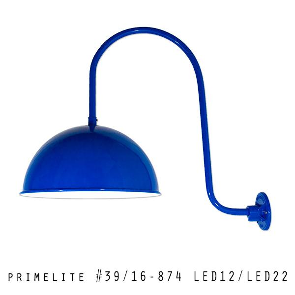Gooseneck #39/16-874 LED12 / LED22