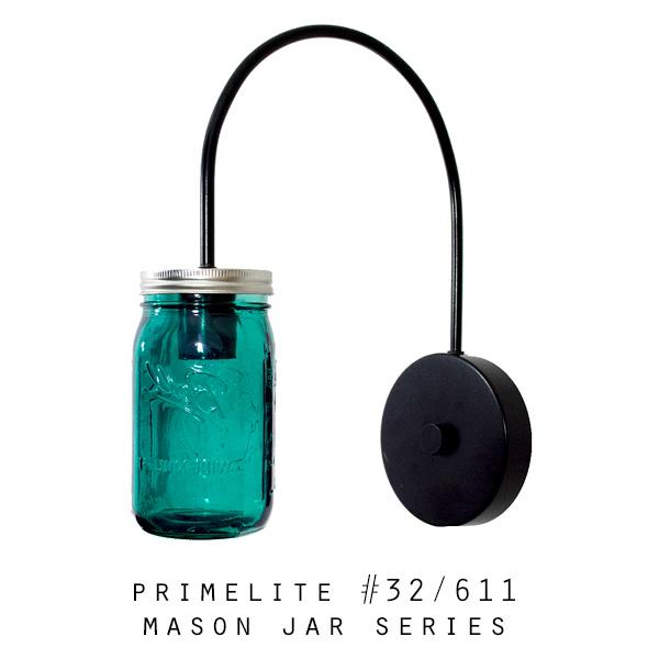 Mason Jar Series: #32-611