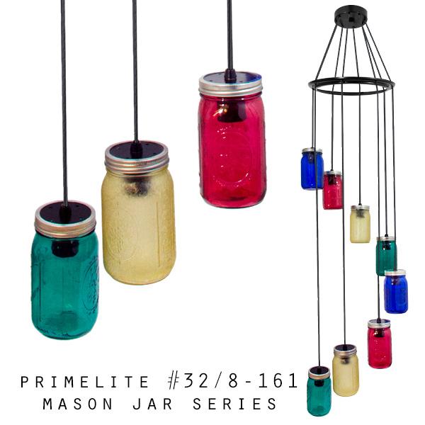 Mason Jar Series: #32-8-161