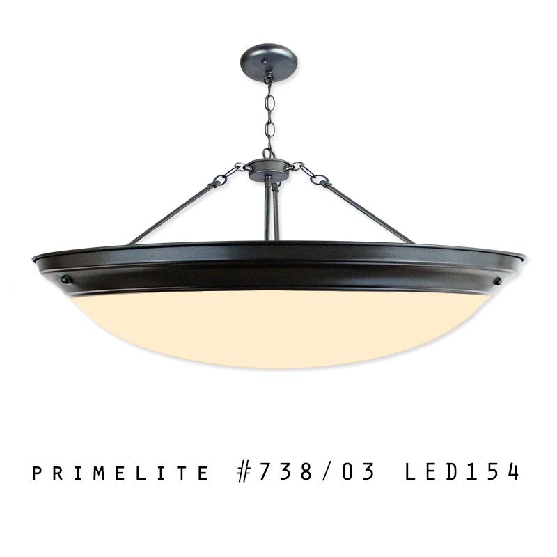 Primelite chandelier 738 03 led154