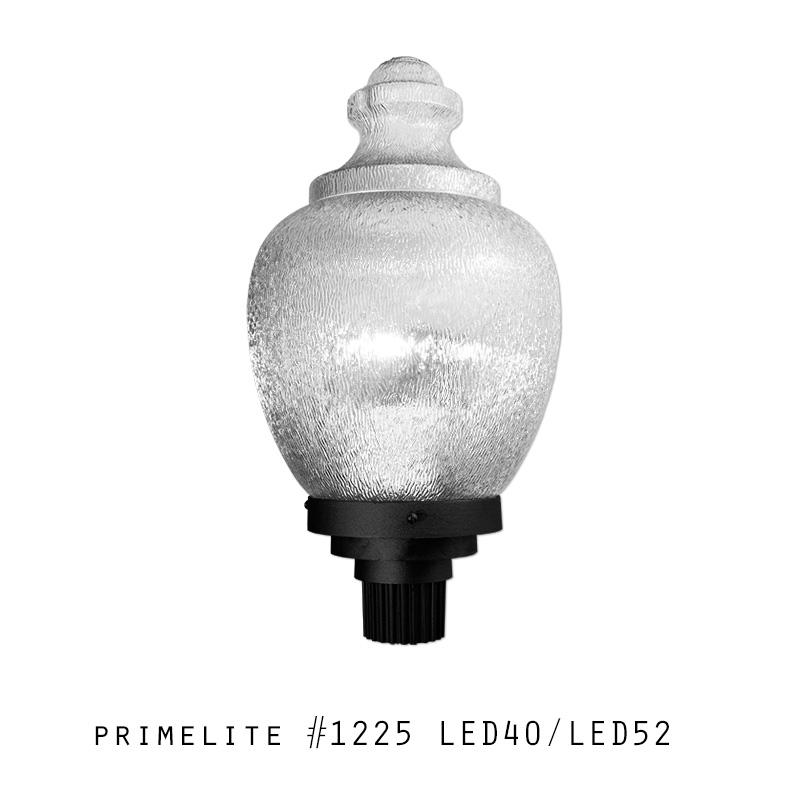 Post Lite #1225 LED40/LED52