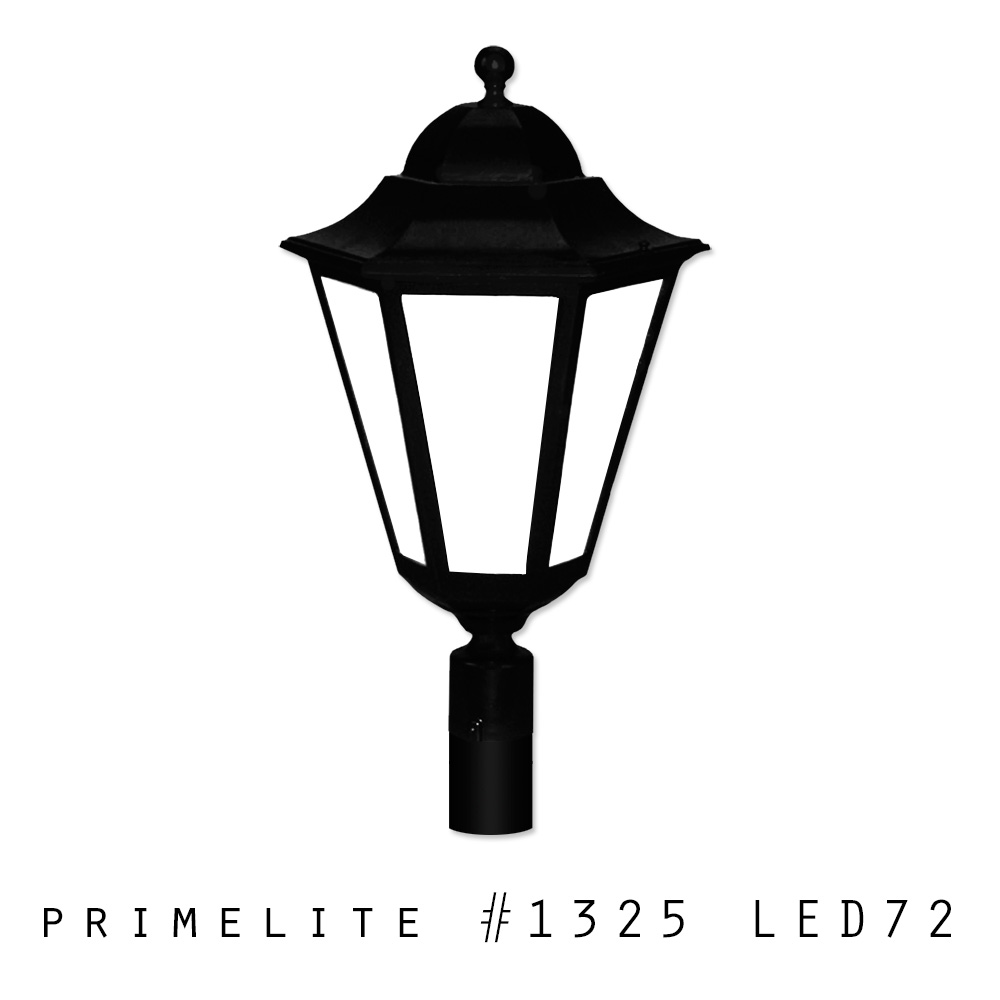 Street Light #1325-LED72