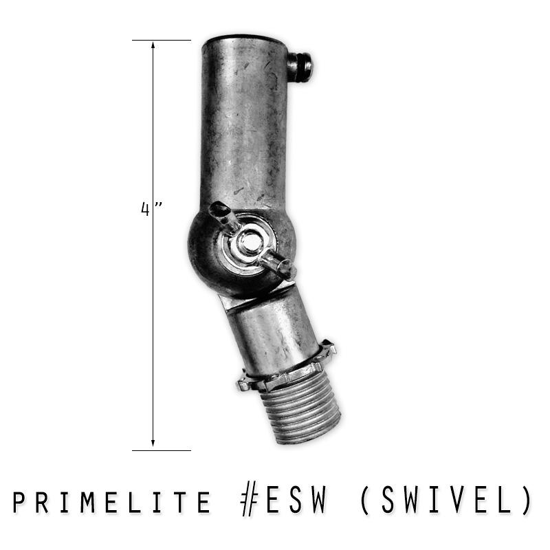 Gooseneck ESW (Swivel)
