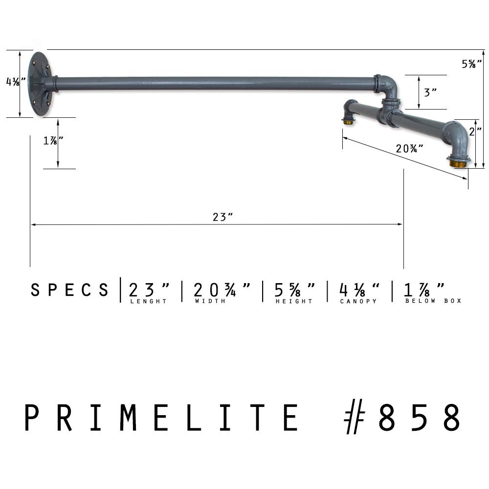Gooseneck Arm #858