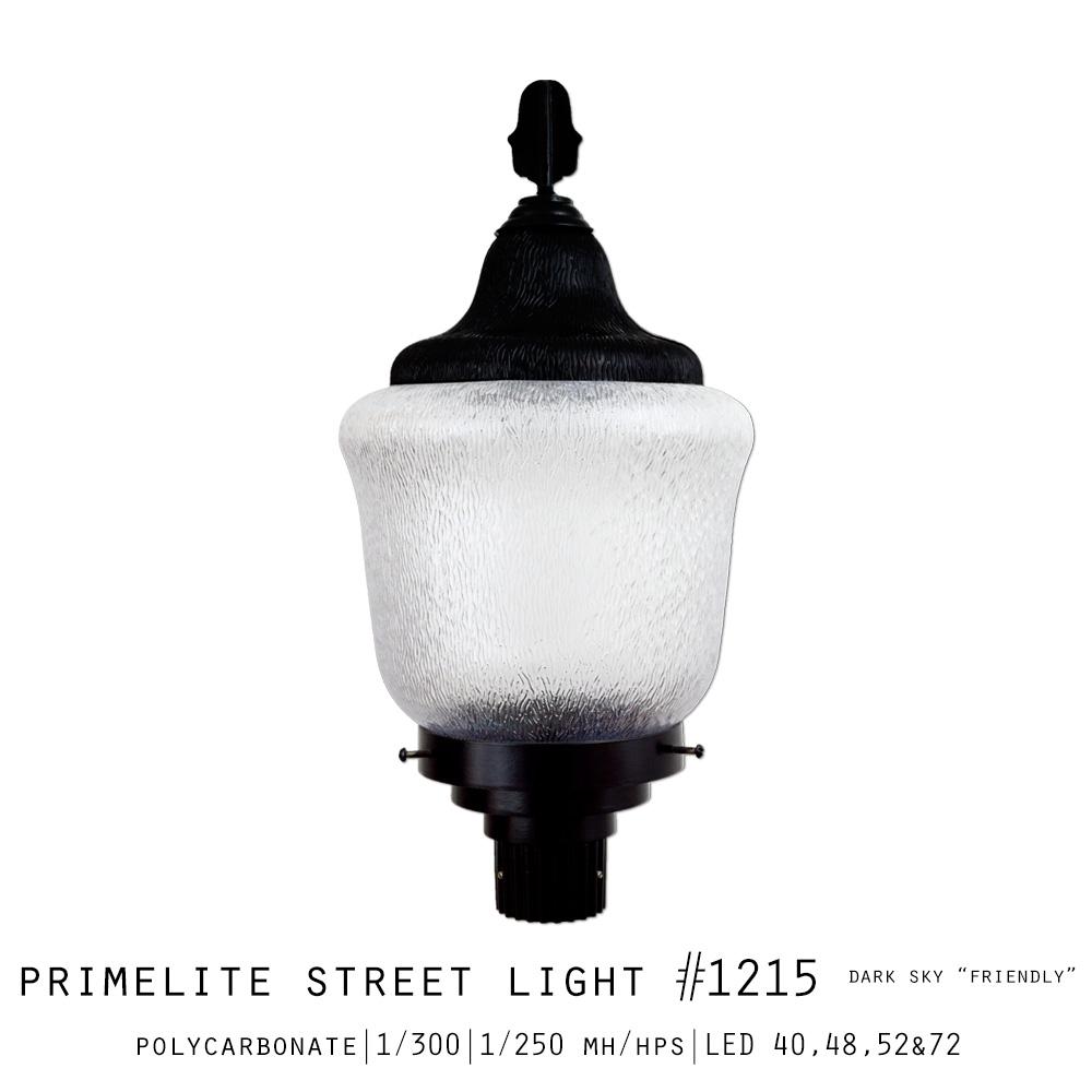 Primelite Street Light #1215
