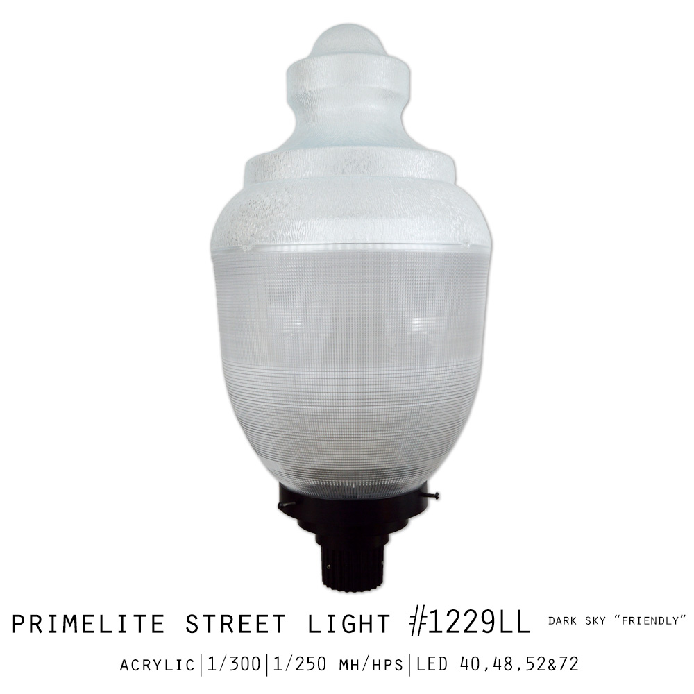 Primelite Street Light #1229LL