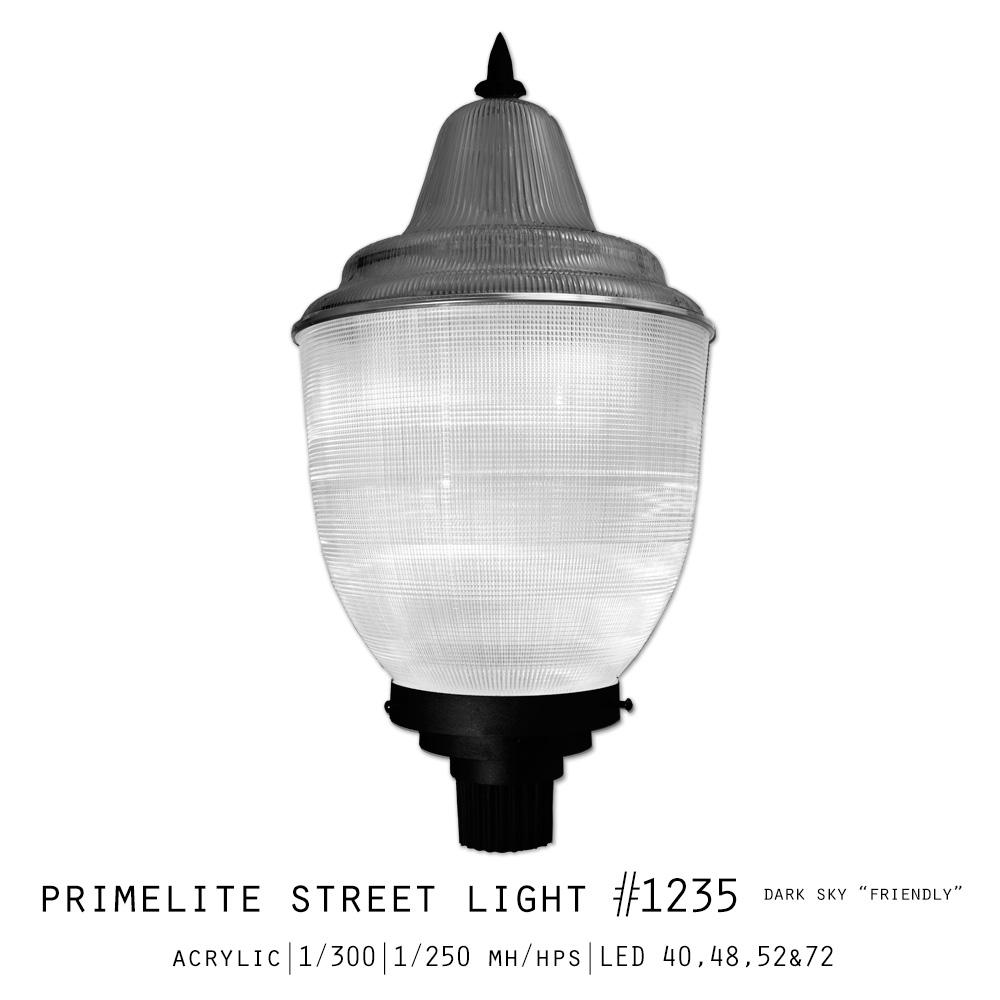 Primelite Street Light #1235