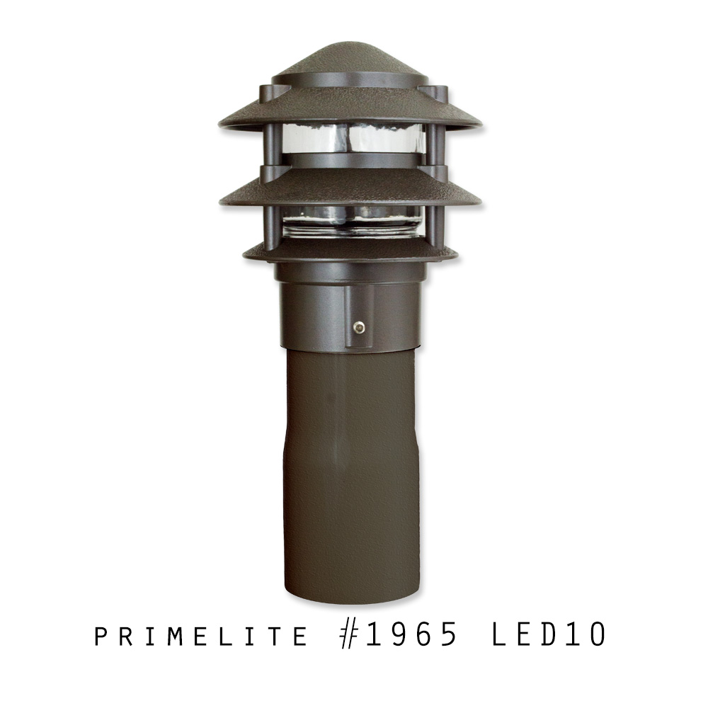 Primelite Garden Light #1965 LED10