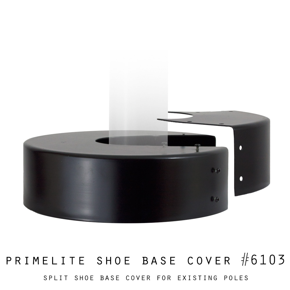 Split Shoe Base Cover #6103