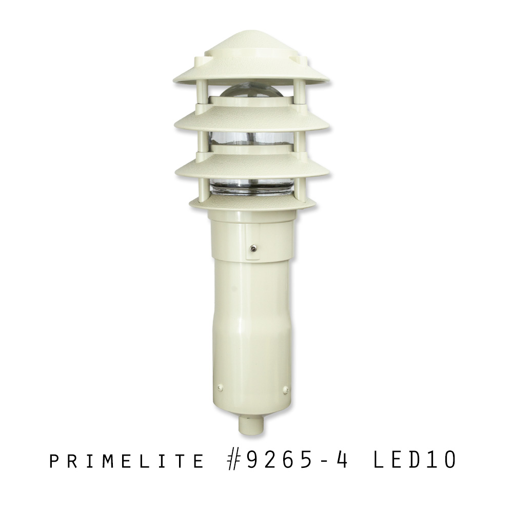 Primelite Garden Light #9265-4 LED10