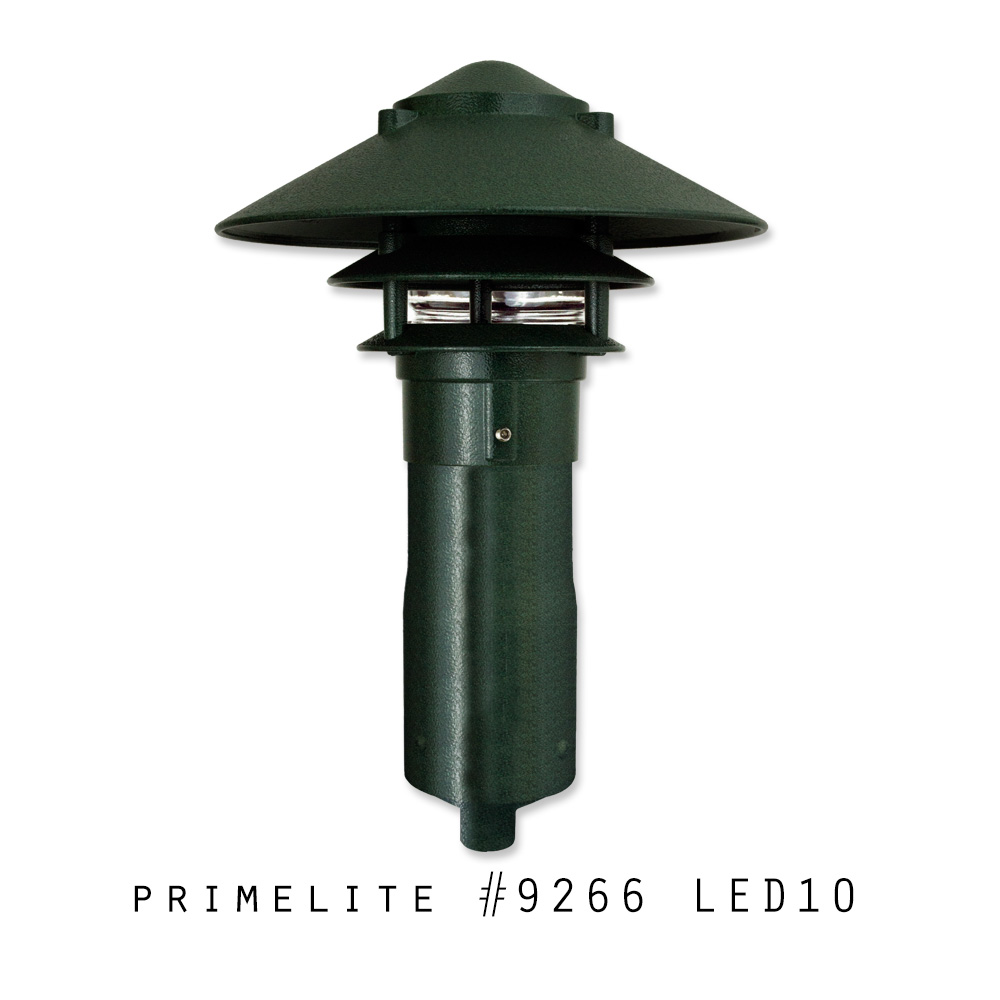 Primelite Garden Light #9266 LED10