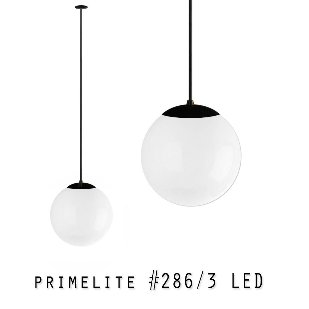 Globe #286/3 LED
