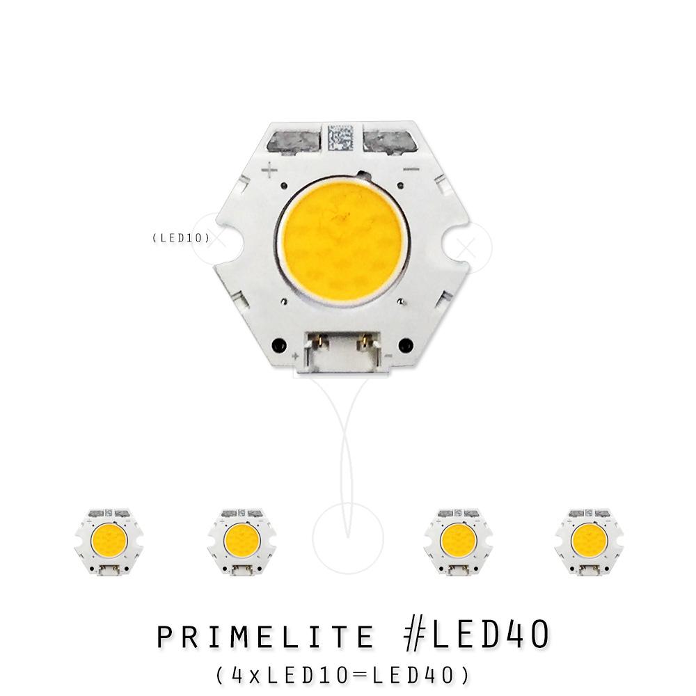 LED40 (4 x LED10 Chip)