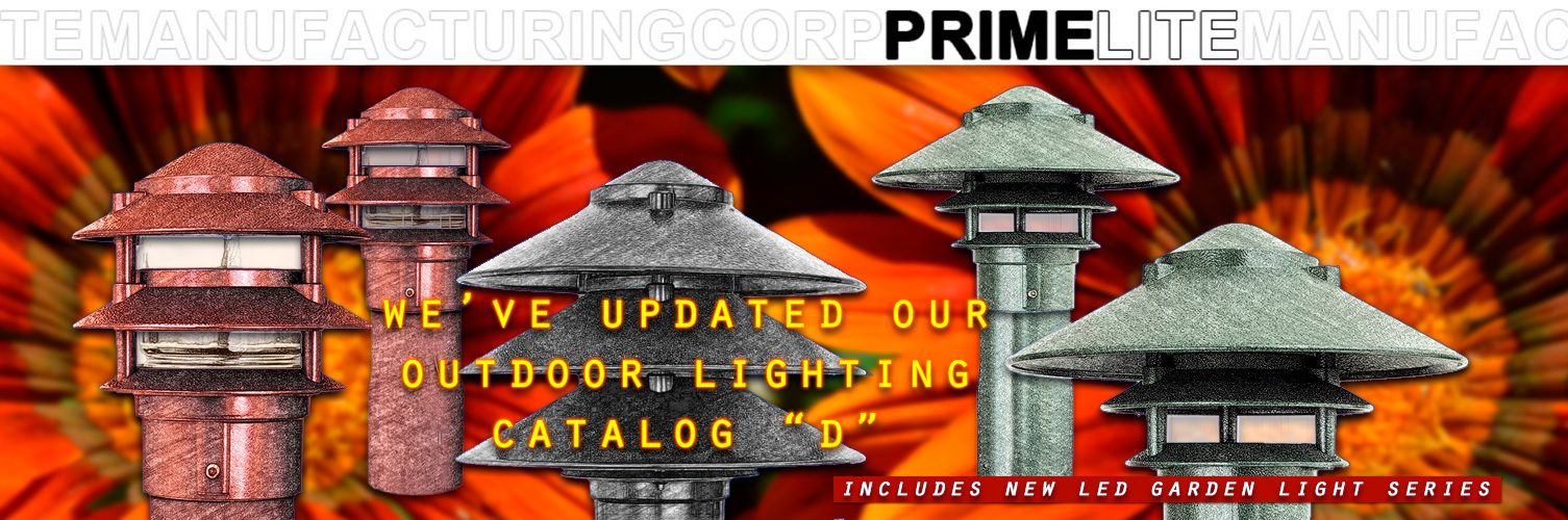 Catalog D - Outdoor Lighting
