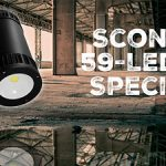 primelite wall sconce #59-LED40 Special