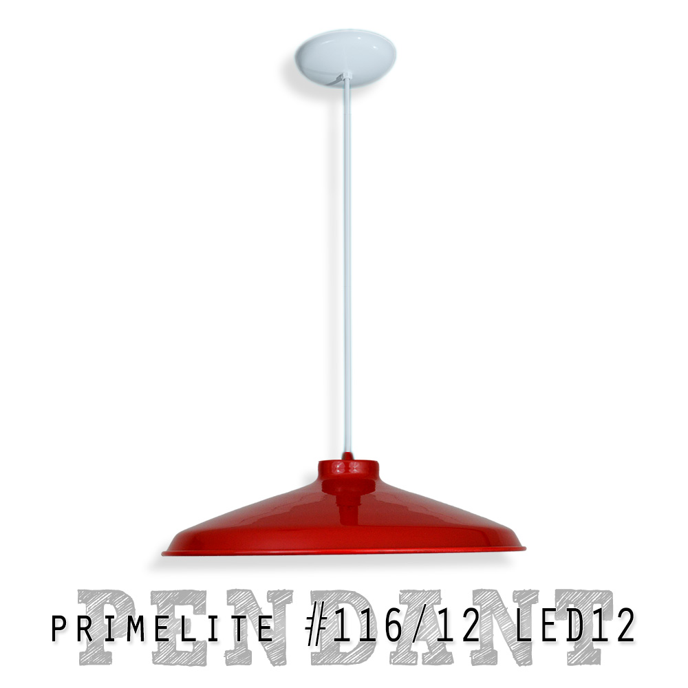 Pendant Light #116/12 LED12