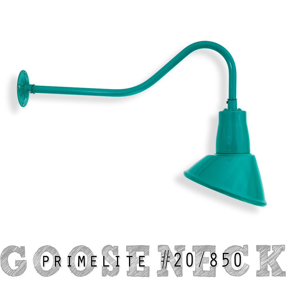 Gooseneck Light #20/850