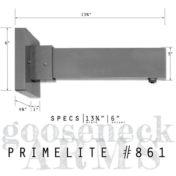 Gooseneck Arm #861