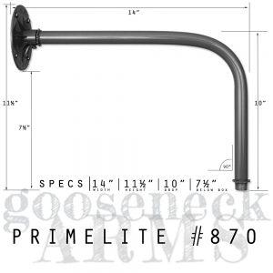 Gooseneck Arm #870