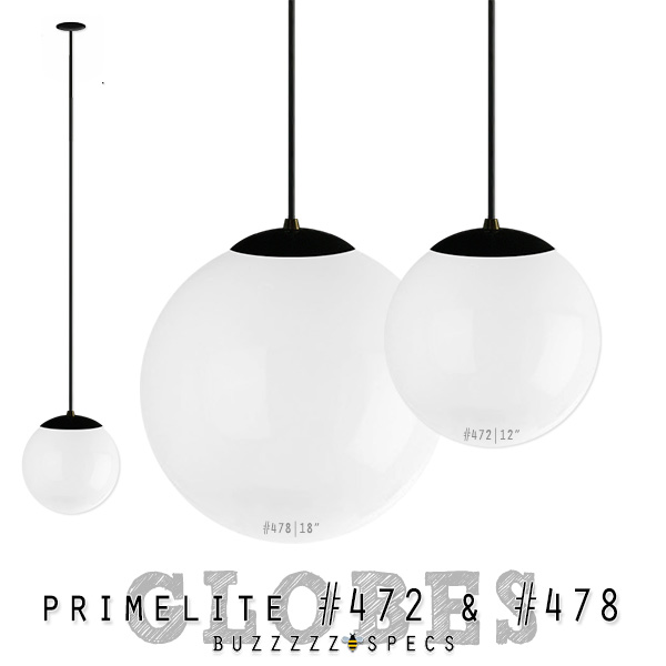 Globes #472 u0026 478  sc 1 st  Primelite & What is the Buzzzzz! in Westford MA? | Primelite Manufacturing azcodes.com