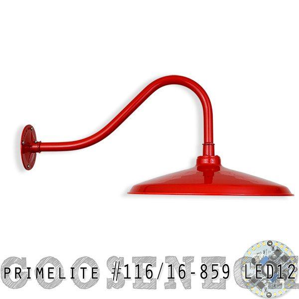 gooseneck #116/16-859 LED12