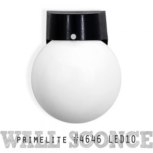 Wall Sconce #4646 LED10