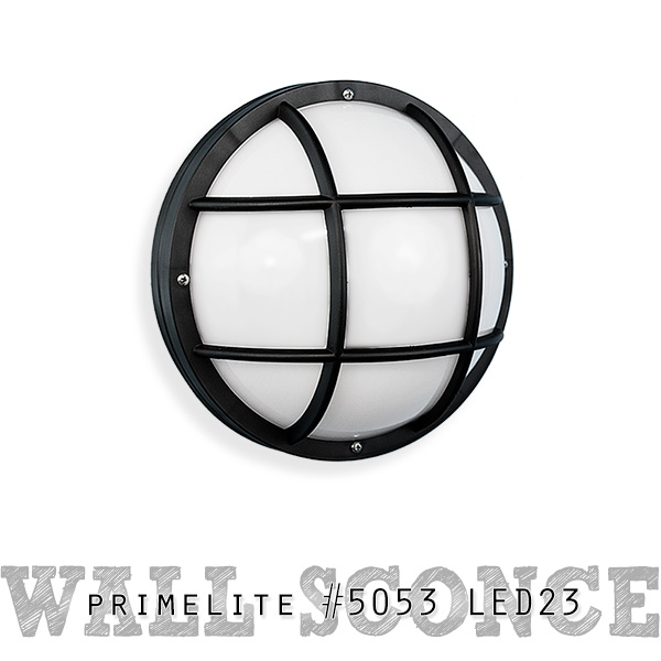 Wall sconce #5053 LED23