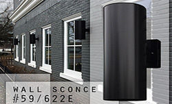 What's the Buzzzzz! in Bayshore, NY? Wall Sconce #59/622E is the Buzzzzz!